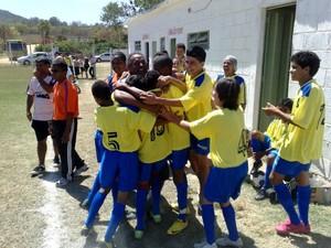 Esporte Clube São Lázaro de Carmo do Cajuru MG 3 (Foto: E. C. São Lázaro/Arquivo pessoal)