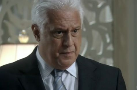 Antonio Fagundes, o César de 'Amor à vida' (Foto: Reprodução)