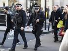 Londres aumenta número de policiais armados nas ruas