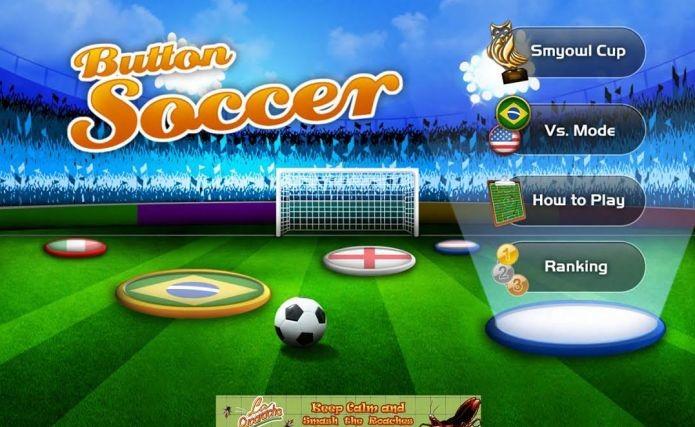 Empresa brasileira Smyowl resgate paixão por futebol de botão em novo game (Foto: Divulgação)
