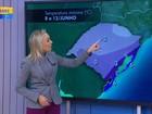 Previsão de chuva na sexta aumenta chance de neve para a Serra do RS