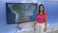 Confira a previsão do tempo para a região no fim de semana