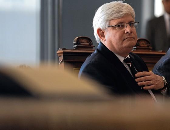 Procurador Geral da República Rodrigo Janot (Foto:  ANDRESSA ANHOLETE/AFP)