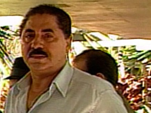 Mangabinha em 1998.  (Foto: Reprodução TV Globo)