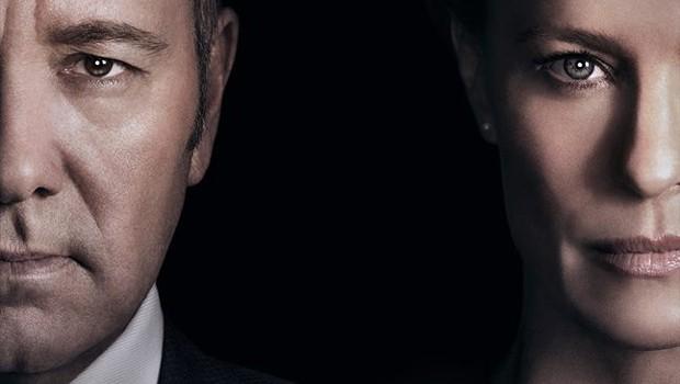 House of Cards: a relação dos Underwoods está desmoronada (Foto: Divulgação)