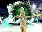 Wanessa faz pedido após emoção no desfile da Mocidade: 'Quero mais'