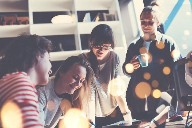 Como trabalhar em equipe (Foto: Think Stock)