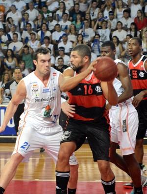 basquete Flamengo x Bauru NBB (Foto: Caio Casagrande / Bauru Basket)