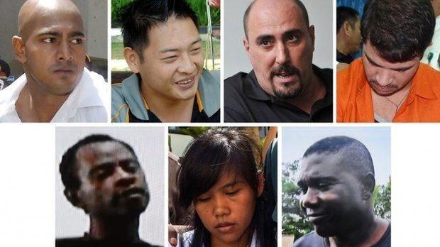 Autoridades disseram que condenados serão executados juntos, mas não informaram quando  (Foto: BBC)