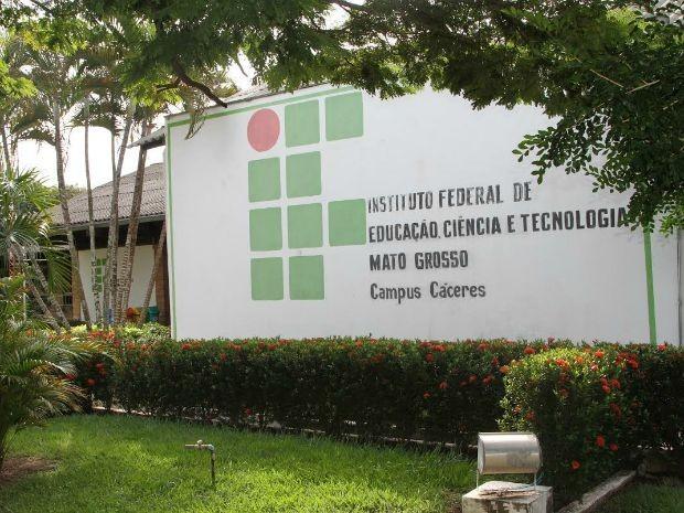 IFMT Campus Cáceres vagas abertas para curso técnico em Agropecuária (Foto: Assessoria/IFMT Cáceres)