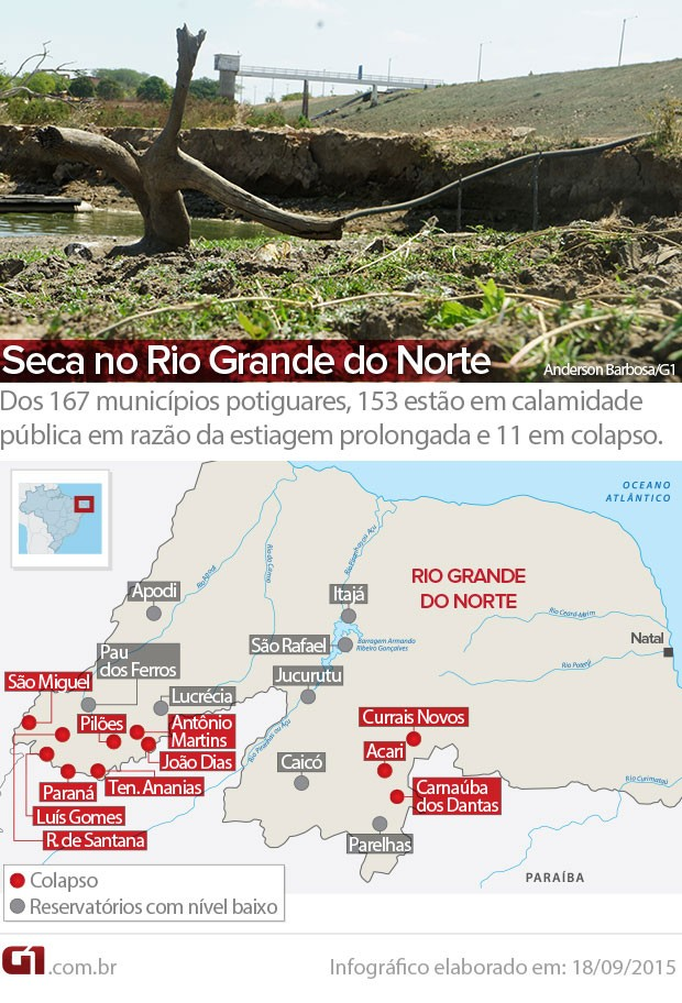 Info Seca RN (Foto: G1/RN)