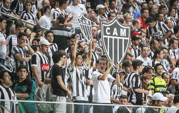 Torcida do Atlético-MG faz a festa no Independência (Foto: Bruno Cantini / Site Oficial do Atlético-MG)