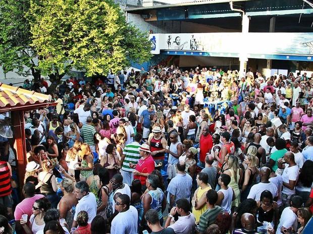 Clube Renascença recebe o Samba do Trabalhador (Foto: Tyno Cruz/Renascença)