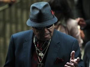 Pai de Michael Jackson (Foto: Reuters/Reuters)
