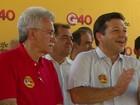 Geraldo Julio e João Paulo participam de reuniões na Zona Norte do Recife