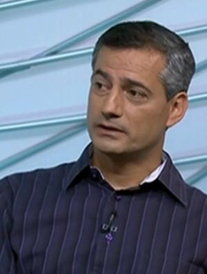 Sálvio Spínola no Arena (Foto: Reprodução / SporTV)