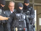Cunha faz exame de corpo de delito na manhã desta quinta (20)