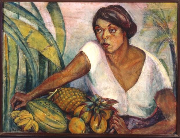 Anita Malfatti é tema de exposição no MAM (Foto: Divulgação)