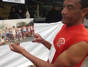 caminhada e corrida (Foto: Luís Filipe Pereira/GLOBOESPORTE.COM)