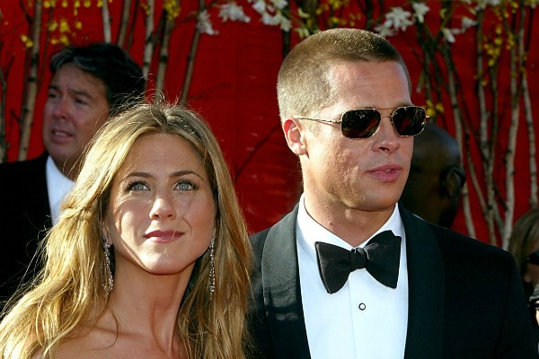 Jennifer Aniston e Brad Pitt (Foto: Getty Images)