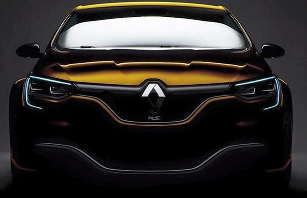 2018 Renault Megane RS (Foto: Divulgação)