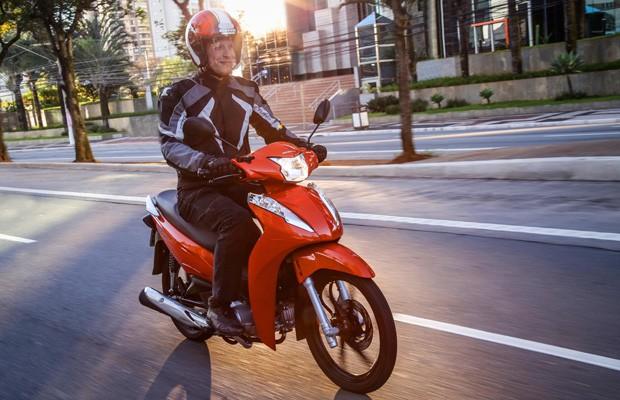 Honda BIz 125 2018 (Foto: Divulgação)