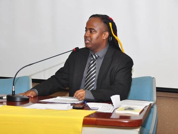 Advogado, professor e coordenador do Educafro, Julio Evangelista dos Santos (Foto: Arquivo Pessoal/Julio Evangelista)