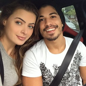 Rayanne Moraes e Douglas Sampaio (Foto: Reprodução/Instagram)