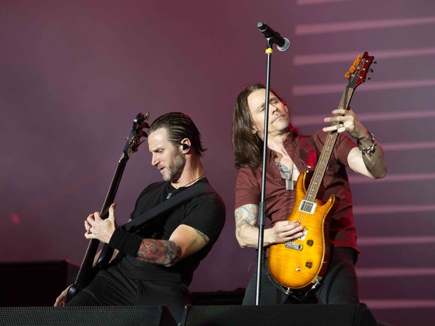 Alter Bridge (Foto: Andr Bittencourt)