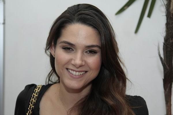 Fernanda Machado (Foto: Euricles Macedo/ RPC TV)