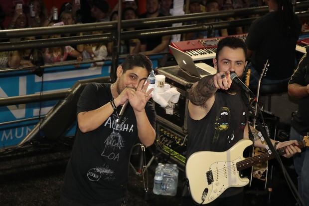Jorge e Mateus (Foto: Fred Pontes / Divulgação)