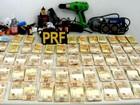 Suspeitos de arrombar caixas eletrônicos são presos com R$ 68 mil