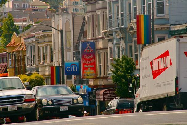Castro, em São Francisco (Foto: Reprodução Instagram )