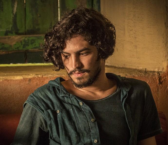 Miguel diz que está pronto para enfrentar o Saruê se for preciso (Foto: Inácio Moraes/ Gshow)