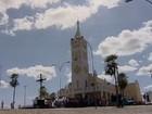 Bandidos levam R$ 60 mil do cofre do Santuário de Santa Cruz dos Milagres