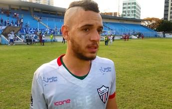 """""""O nosso time foi guerreiro e é isso que importa"""", diz goleiro do Serra"""