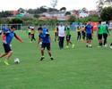 Com quatro dúvidas, Bahia inicia preparação para enfrentar o Santos