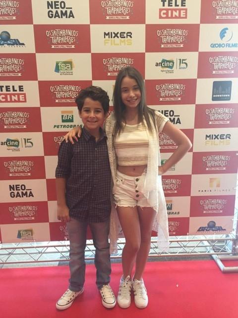 Luis Felipe Melo e Mari Cardoso (Foto: Divulgação/Assessoria)