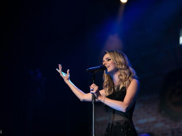 'Show completo', diz Sandy sobre chegada da turnê em Natal no próximo domingo (19) (Foto: NPL / Divulgação)