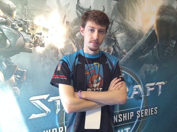 Brasileiro Kelazhur dá dicas para quem quer começar no StarCraft 2 (Foto: Reprodução/Felipe Vinha)