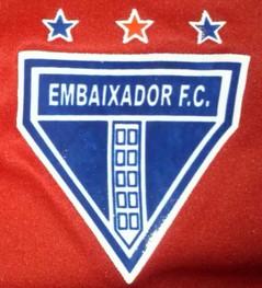 Escudo Embaixador - amador de Prudente (Foto: Divulgação)