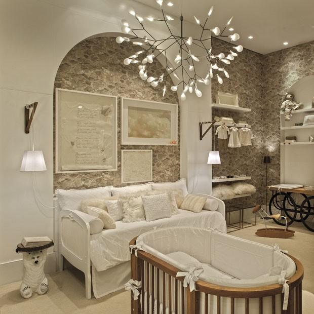 20 espaços inspirados na  casa dos sonhos  Casa Vogue  ~ Tipos De Nichos Para Quarto De Bebe