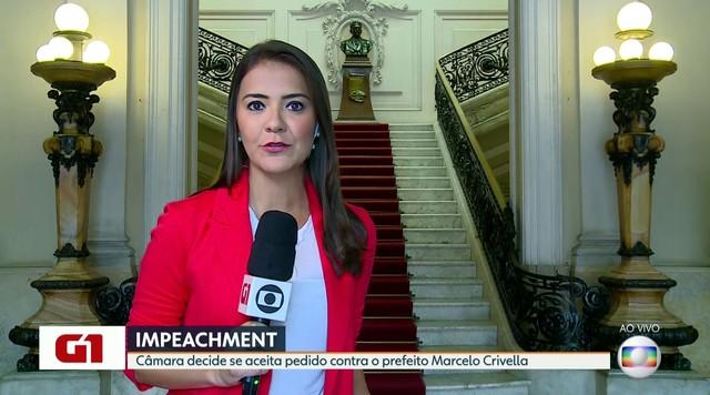 Câmara de Vereadores do Rio discute pedido de impeachment contra Marcelo Crivella