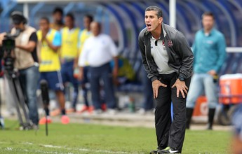 PC Oliveira diz que duelo entre Avaí e Vasco merecia árbitro mais experiente