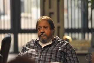 Diretor Roberto Talma (Foto: Globo)
