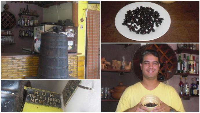 mosaico, tanajura, tianguá, iguaria, comida (Foto: Arte/GloboEsporte.com)