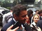 'Usar CPI combo contra investigação da Petrobras lembra AI-5', diz Aécio