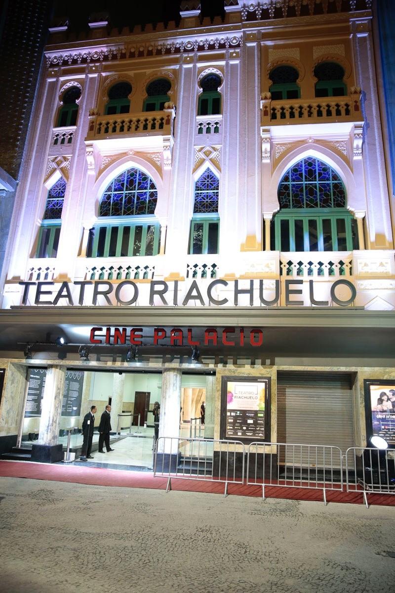 Teatro Riachuelo (Foto: Divulgação)