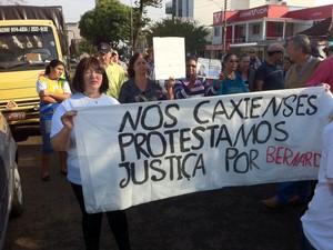Moradora de Caxias do Sul - Três Passos, RS, Caso Bernardo (Foto: Estêvão Pires/G1)