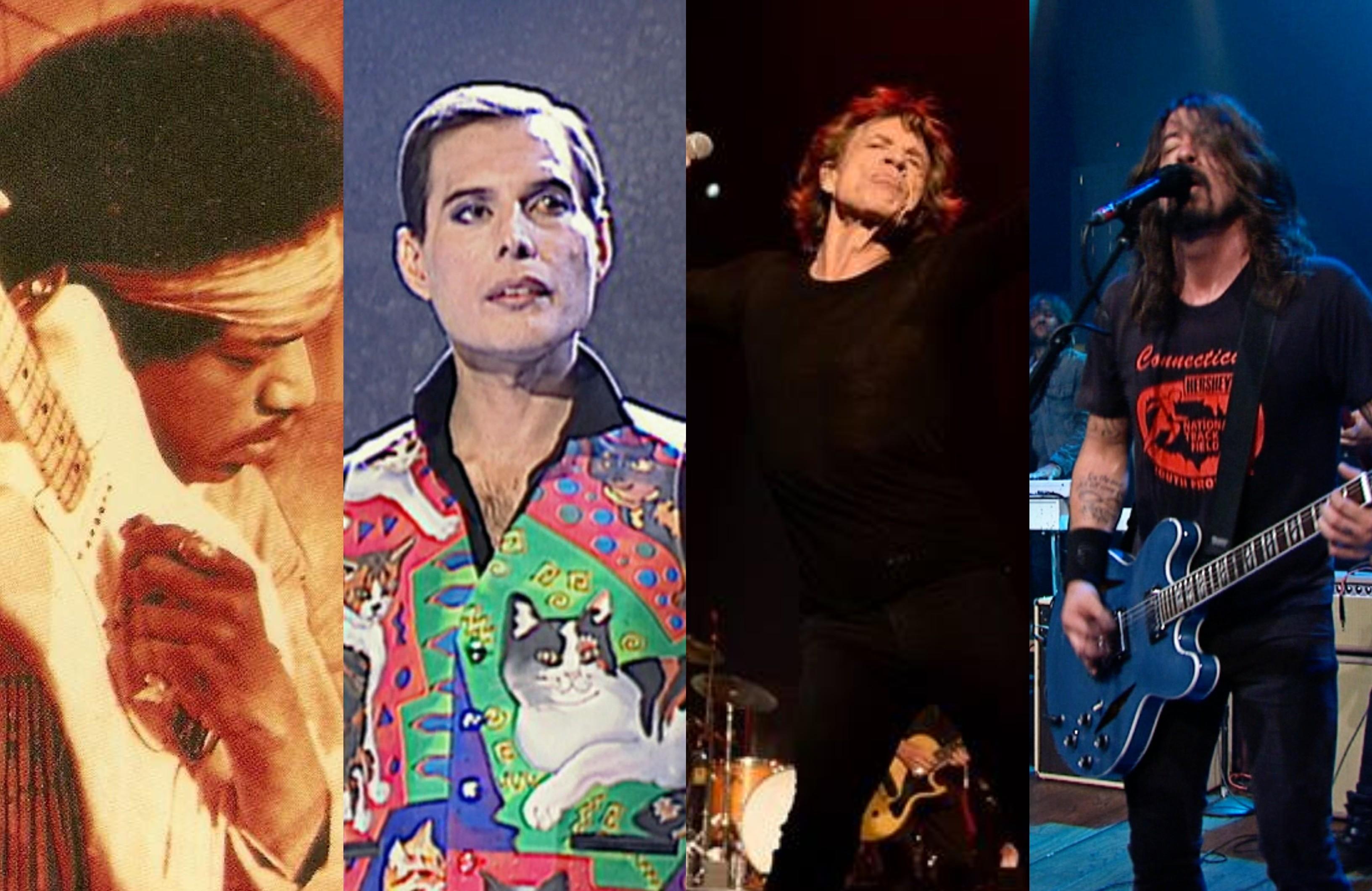 Dia Mundial do Rock no BIS tem shows e documentrios inditos e exclusivos pra quem curte um bom rock and roll (Foto: Divulgao)